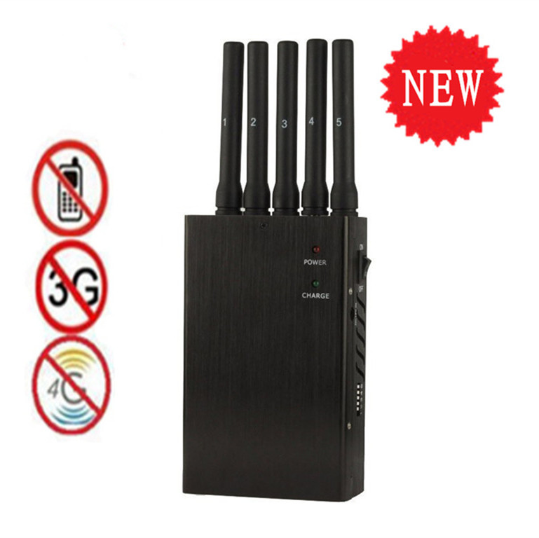 3G/4G携帯電話ジャミング